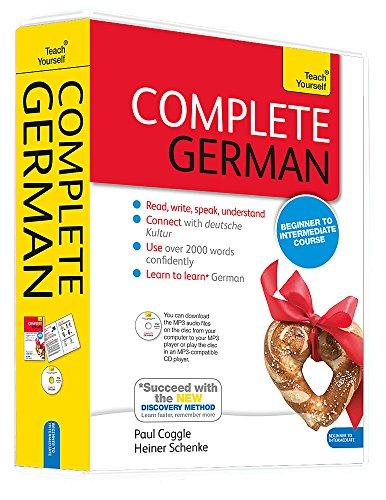 Complete German: A Teach Yourself Program (Teach Yourself Language)