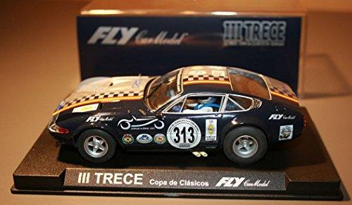 FLy - Scalextric Slot 96032 Compatible III Trece Ferrari 365 GTB/4 Copa de clásicos