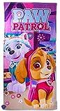 Nickelodeon Paw Patrol pour enfants filles Skye Everest de bain Serviette de plage 83% coton, 17% polyester 70 x 140 cm - Neuf 2018