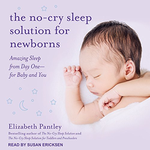 The No-Cry Sleep Solution for Newborns cover art