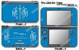 Fire Emblem Awakening Cool Skin Sticker Cover Decal #1 for NEW Nintendo 3DS XL