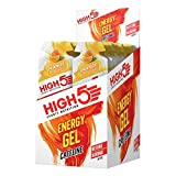 High5 Energy Gel Plus Caffeine - Orange (20 x 38 g)