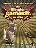 The Blender GameKit: Interactive 3D for Artists by Carsten Wartmann(2009-05-14)