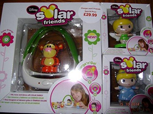 IMC Toys–710016–Figur–Zubehör–Solar Friends Basis + Charakter