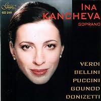 Ina Kancheva Sings