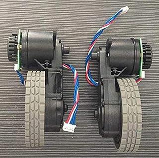 HBK Original Right Wheel with Motor for Robot Vacuum Cleaner Ecovacs Deebot DT85 DT83 Robot Vacuum