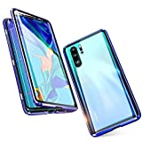Case for Huawei P30 Pro Magnetic Cover,Magnetic Adsorption