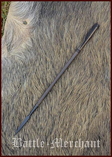 Battle-Merchant Mittelalterlicher Armbrustpfeil mit geschmiedeter Bodkinspitze
