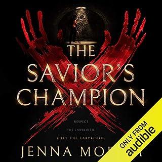 Couverture de The Savior's Champion