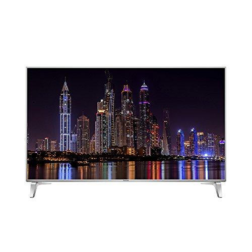 """Panasonic VIERA TX-50DX780E 50"""" 4K Ultra HD Compatibilità 3D Smart TV con DVB T2 Wi-Fi Argento"""