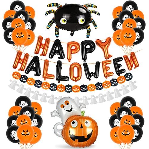 Halloween Décoration Set,Guirlande Halloween, Guirlande Hall