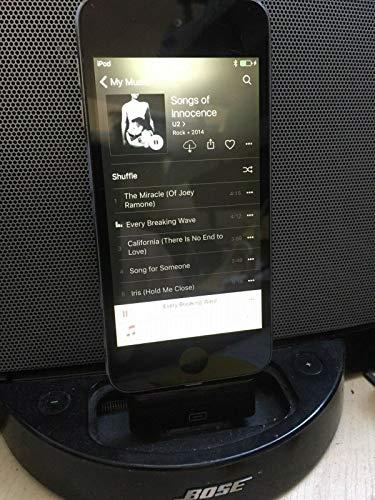 8-Pin auf 30-Pin-Adapter für Bose Sounddock Series 2 und iPod Touch 5th Generation - Schwarz