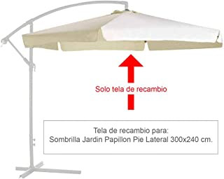 Amazon.es: repuesto sombrilla - Sombrillas, marquesinas y toldos ...