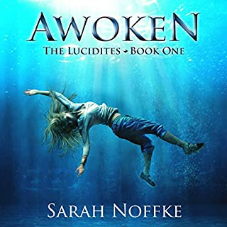 Awoken audiobook cover art