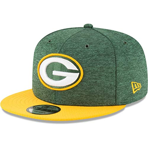 New Era Snapback Cap - Sideline Home Green Bay Packers - S/M