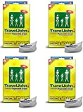 TravelJohn-Disposable Urinal (24 PACK)