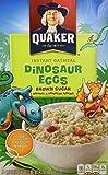 Quaker Instant Oatmeal Dinosaur Eggs
