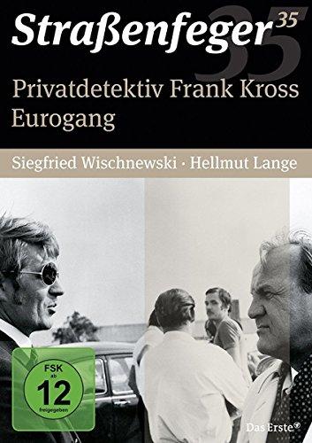 Straßenfeger 35 - Privatdetektiv Frank Kross/Eurogang [4 DVDs] [Alemania]