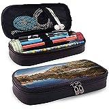 Bleistiftbeutel, federmäppchen tasche, federmäppchen, große kapazität wasserdicht yosemite lake...