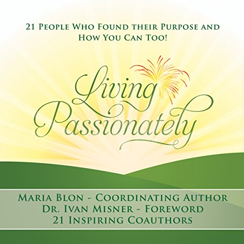 Living Passionately audiobook cover art