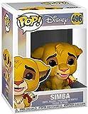 Funko 36395 Pop Vinyl: Lion King: Simba Multi Figura Coleccionable Multicolor Talla única-Talla únic...