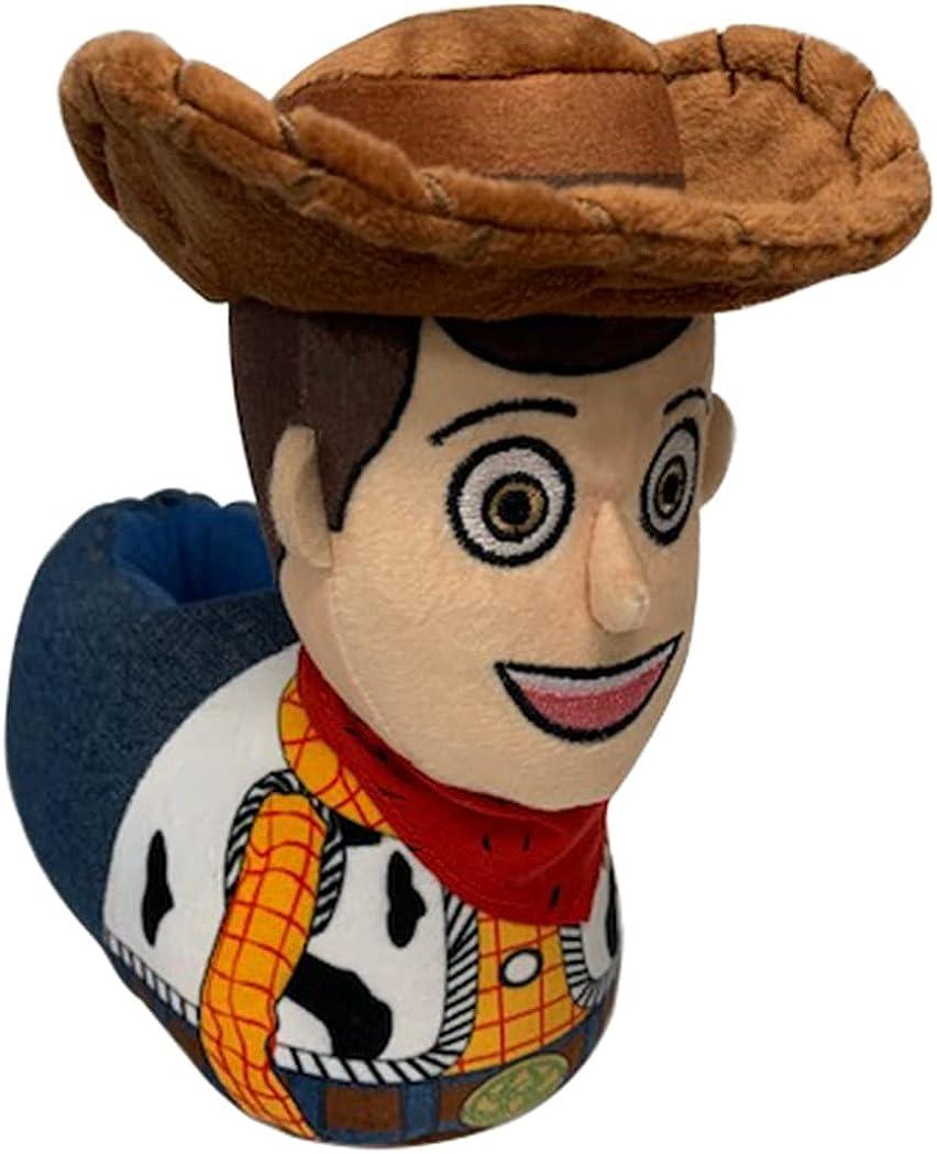 Disney Boy's Toy Story Woody Slippers