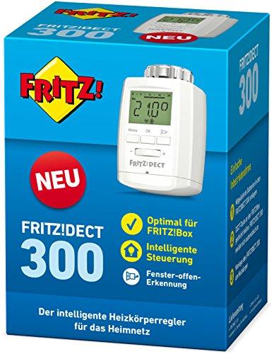 AVM FRITZ!DECT 300 (Intelligenter Heizkörperregler für das Heimnetz, für alle gängigen Heizkörperventile) - 2