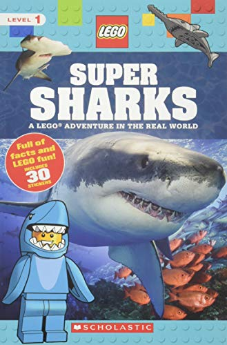 Super Sharks (LEGO Nonfiction): A LEGO Adventure in the Real World (7)