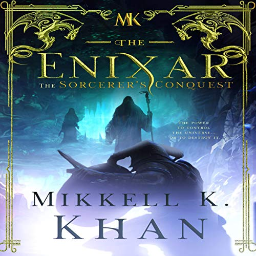 The Enixar: The Sorcerer's Conquest Titelbild