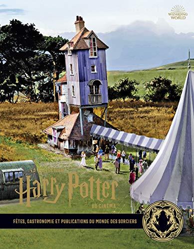 La collection Harry Potter au cinéma, vol. 12, Fêtes, gastronomie et publications