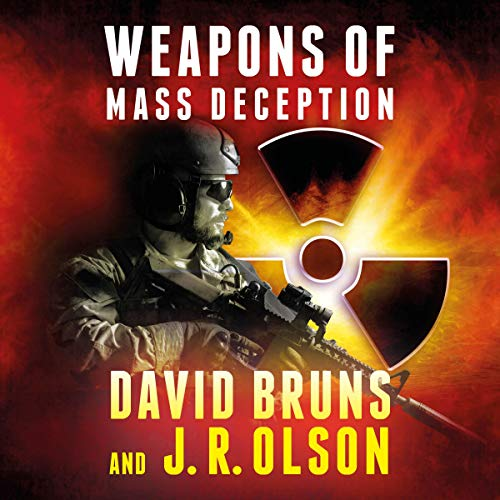 『Weapons of Mass Deception』のカバーアート