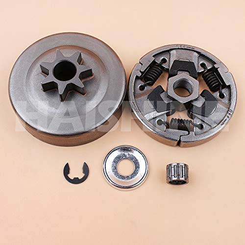 Replacement Parts for Huq Spur Clutch Drum Sprocket Kit for Stihl Ms270 Ms280 Ms 270 280 Chainsaw .325-7T
