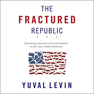 The Fractured Republic cover art