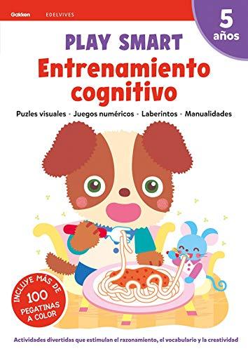 Play Smart : Entrenamiento cognitivo. 5 años (Cuadernos Gakken)