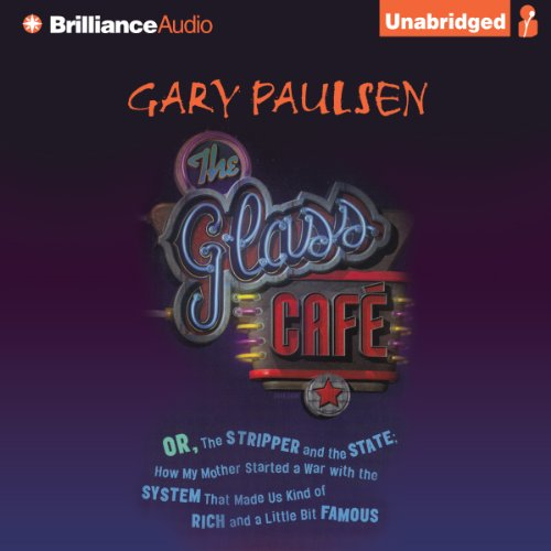 The Glass Cafe audiobook cover art