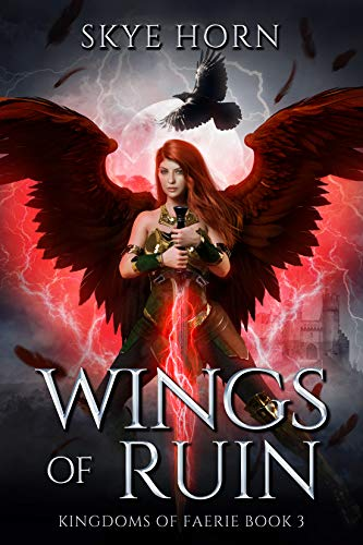 Wings of Ruin: (Kingdoms of Faerie Book 3) (English Edition)