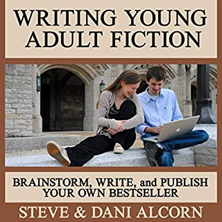 Writing Young Adult Fiction audiobook cover art