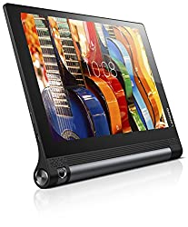 Lenovo Yoga Tab 3 25,5 cm (10,1 Zoll HD IPS Touch) Convertible Tablet-PC (Qualcomm Snapdragon APQ8009, 2 GB RAM, 16 GB eMMC, Wi-Fi, Android 6.0) schwarz