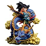DBZ Super Saiyan Goku 30th Anniversary Action Figures GK Anime Toy Collection Birthday Gifts PVC 5.9
