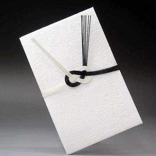 香典袋(不祝儀袋) 黒白