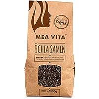 Meavita Semillas De Chía Orgánica Meavita, 1 Paquete (1X 1000G) 1000 g