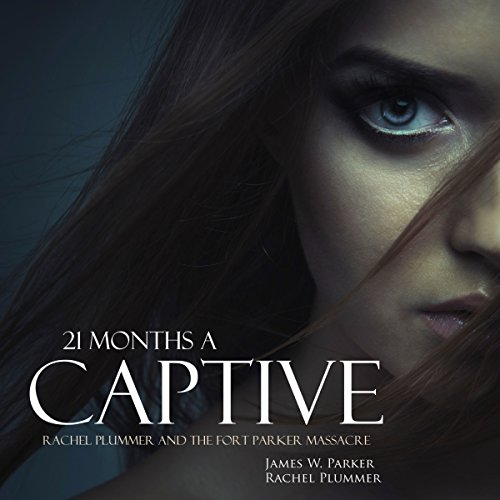 21 Months a Captive audiobook cover art
