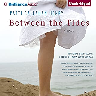 Between the Tides audiobook cover art
