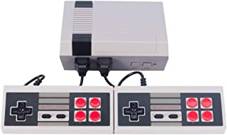 Chliste Built-in 600 8 Bit Games Support HDMI Output Retro Video Game Console HD Out Classic TV Game Player with 4 Button Gamepad