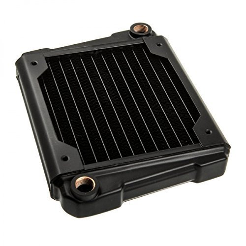 Black Ice Nemesis Radiator GTS 240 XFlow - Black