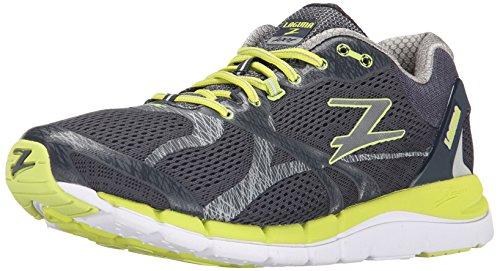 Zoot Sports 2015 Men's Laguna Running Shoes - Z150103201 (Pewter/Dark Grey/Spring Green - 12.5)