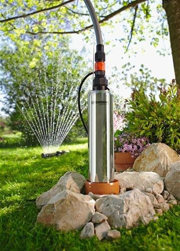 Gardena Premium 5500/5 Inox Tiefbrunnenpumpe - 4