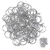 Zoom IMG-2 kurtzy anelli portachiavi 100 pezzi