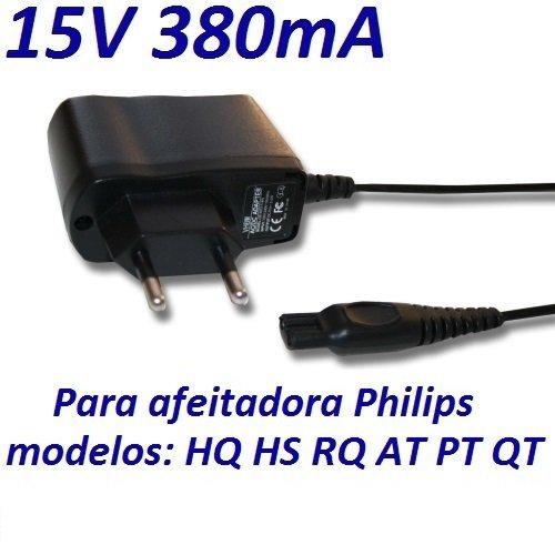 Cargador Corriente 15V Reemplazo Afeitadora Philips YS521 Recambio ...