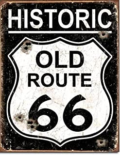 New Historic Old Route 66 Highway 16